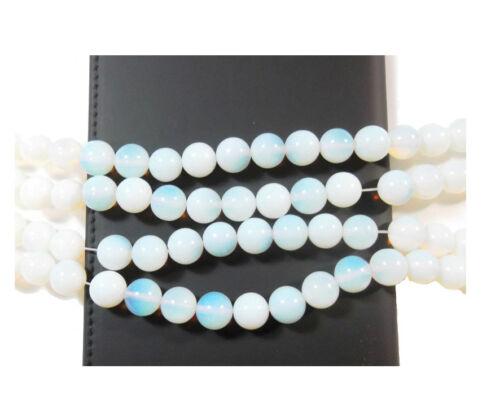 Perles Gemme Pierre environ Beads Gem New Lune 6 mm 30stk azd90