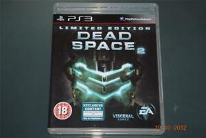 Dead-Space-2-PS3-Playstation-3-pas-de-Manuel