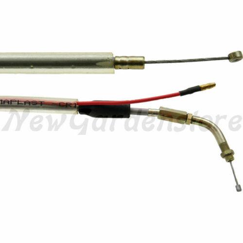 Cavo acceleratore decespugliatore motosega compatibile SHINDAIWA 20011-83100
