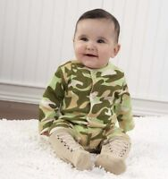 Baby Aspen Big Dreamzzz Baby Camo Layette Set With Gift Box, Tan, 0-6 Months , N on sale