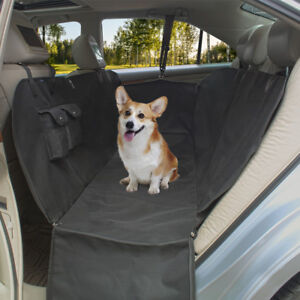 Pet-Dog-Car-Seat-Cover-Waterproof-Nonslip-Protector-Hammock-Style-for-Most-Car