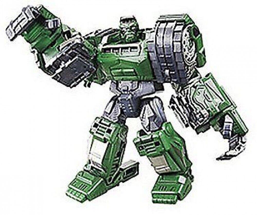 Transformers credver Hulk F S