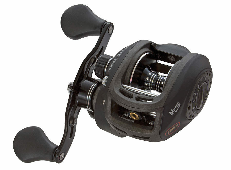 Lew's Super Duty Speed Spool 6.4 1 Casting Reel SD1H