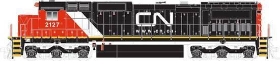 N DASH 8-40C W/DCC CN 2127                  ATM51876
