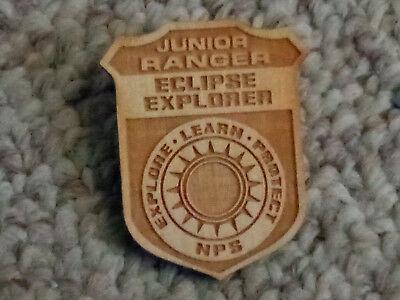 APRHF Rail Rangers National Park Service Junior Ranger Badge VERY RARE