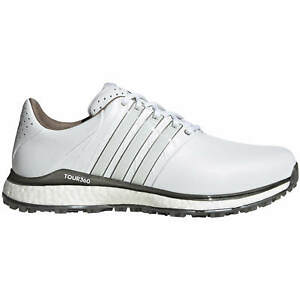 Details about Adidas Tour 360 XT-SL 2 Spikeless Golf Shoes EG4872 White/Silver New