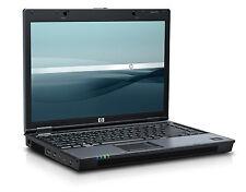"PC PORTATILE  HP BLUE 6710B CORE DUO @ 2200 MHZ!!  4GB ram!! 250 HD WIN 7 15""lcd"
