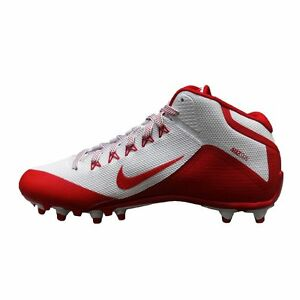 1fe53daefcfb NIKE ALPHA PRO 2 MID TD MEN'S FOOTBALL CLEATS 719932-166 MSRP $95 | eBay