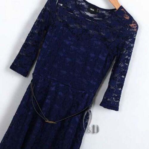 AU SELLER Womens Vintage Retro Rockabilly Pin Up Lace Mini Dress dr010