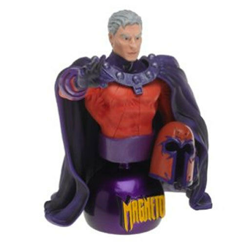 Marvel Comics X Men Magneto Figure statue Bust by Diamond Select, Sealed RARE