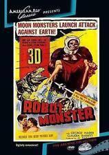 Robot Monster (DVD, 2015)