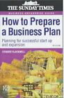 How to Prepare a Business Plan by Edward Blackwell (Paperback, 1998)