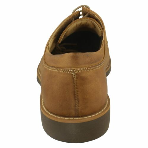 Castor Up Delta Vintage Mens Shoes Co Anatomic brown Brown Leather Lace amp; zqOzZ1nWp