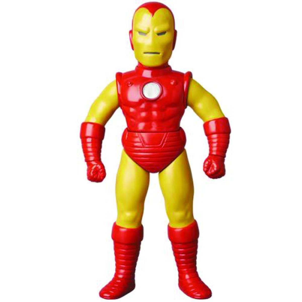 Marvel - iron - man - sofubi px 10 zoll - actionfigur medicom spielzeug - konzern