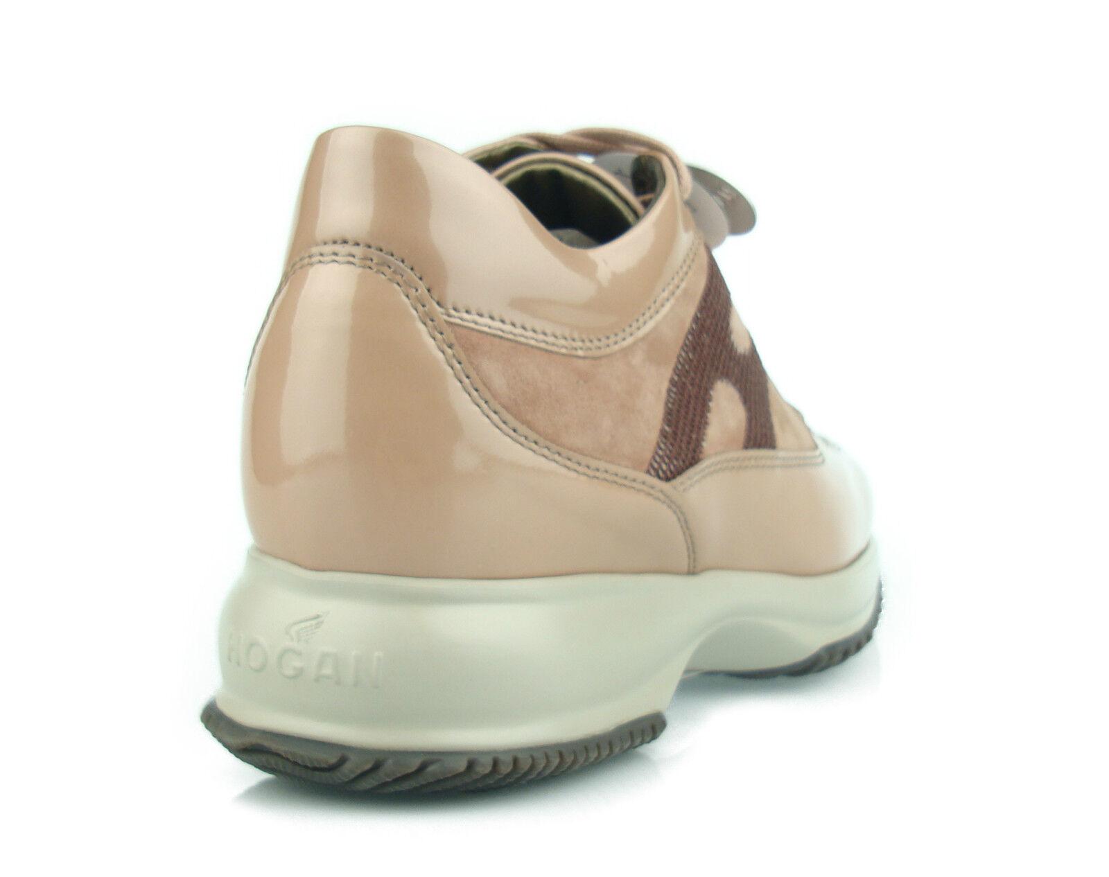 HOGAN Interactive STRASS rosa Schuhe Frauen Schuhe damenshuhe Frauen Frauen Frauen 100%aut 0e0140