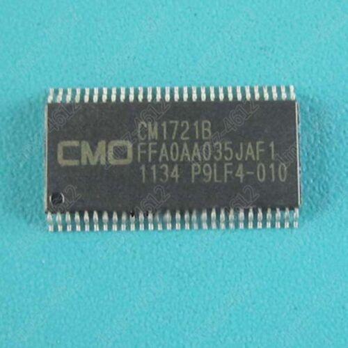2pcs  new   CM1721B【TSSOP-56】