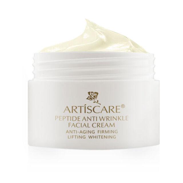 ARTISCARE Peptide Anti Wrinkle Facial Cream Whitening Lifting Day Cream Ski B6E4