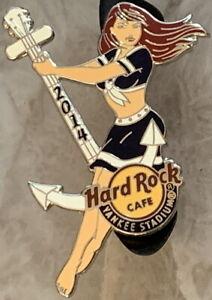Duro-Roca-Cafe-New-York-Yankee-Stadium-2013-Ancla-Chicas-Pin-la-250-Hrc-80539