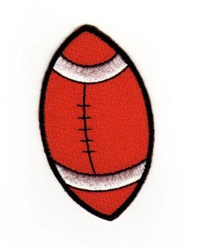 ae37 American Football Aufnäher Bügelbild Patch Applikation Sport 3,8 x 6,7 cm