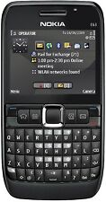 Nokia smartphone E63 imported Black color
