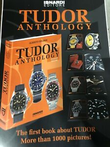 Tudor-Anthology-book-about-Tudor-Watch-Submariner-Big-Block-Chrono-etc