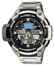Casio SGW-400HD Orologio polso Uomo Nuovo Altimetro Barometro Termometro, DD