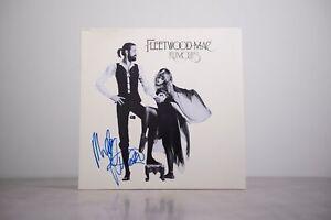 Mick Fleetwood Signed Fleetwood Mac Vinyl Beckett Authentication Services BAS