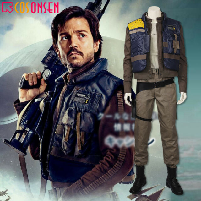 Rogue One:Star Wars A Story Jyn Erso Sergeant Costume Cosplay Costume Full Set