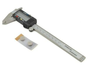 ProTek-RC-6-034-Digital-Caliper-w-LCD-Display-amp-Hard-Case-PTK-8290