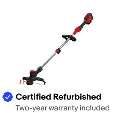 Craftsman CMCST910M1R 20V 13 in. Trimmer/Edger Kit 4 Ah Certified Refurbished