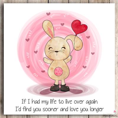 Birthday Anniversary Card Wife Husband Girlfriend Boyfriend Partner Love Card
