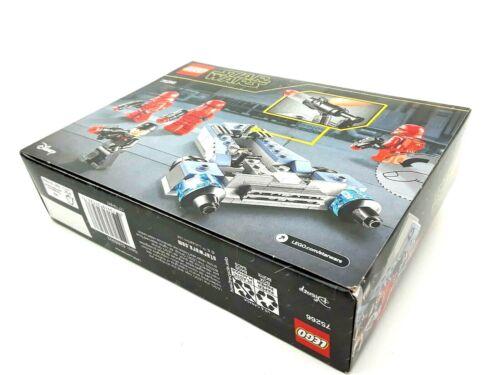 Lego ® Star Wars ™ 75266 Pacote De Batalha Sith Troopers Na Mão Pronto para enviar