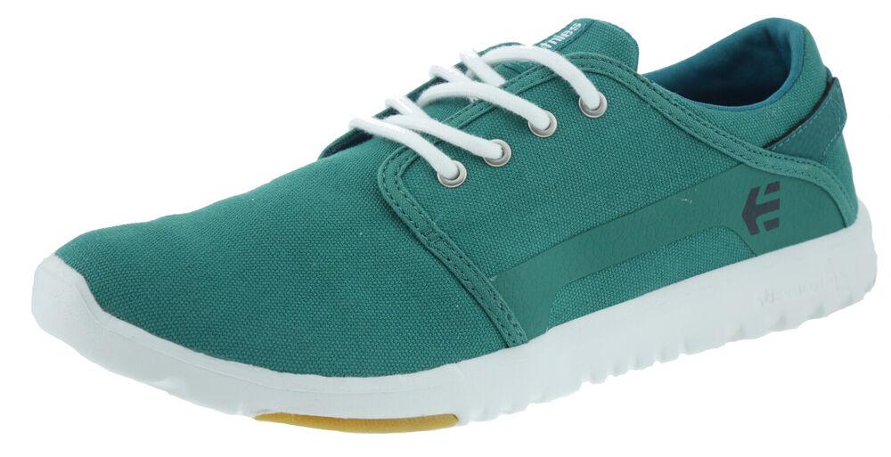 109339-400 Etnies Scout Légère Sneaker Green White Black Eur 40