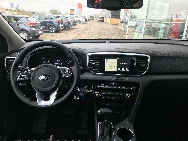 Kia Sportage 1,6 CRDi MHEV Comfort Edition DCT - billede 8