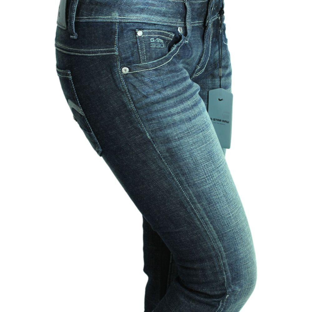 G-STAR RAW Damen Bermuda Größe W28 Jeans NEU