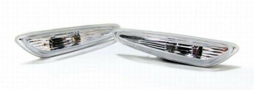 Side Indicator Clear Glass Clear for BMW 3 Series E46 X3 E83