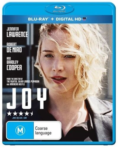 1 of 1 - Joy (Blu-ray, 2016)