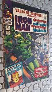 6.5 100% Guarantee Comics Fantastic Four 1961-96 #76 Fn Collectibles