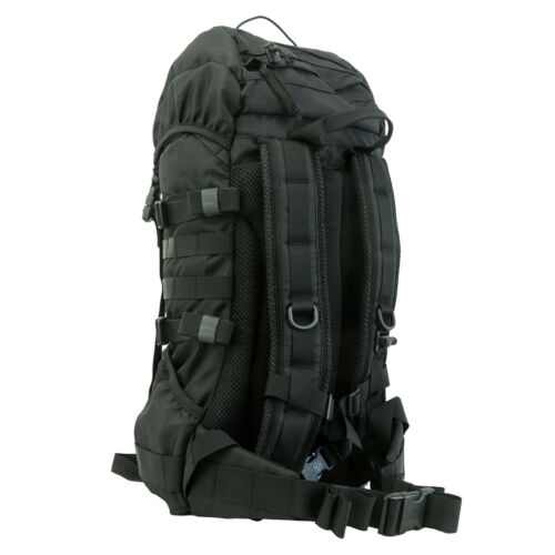 Karrimor SF Predator 30 Patrouille Pack Jour Sac Militaire//Armée utiliser-Noir