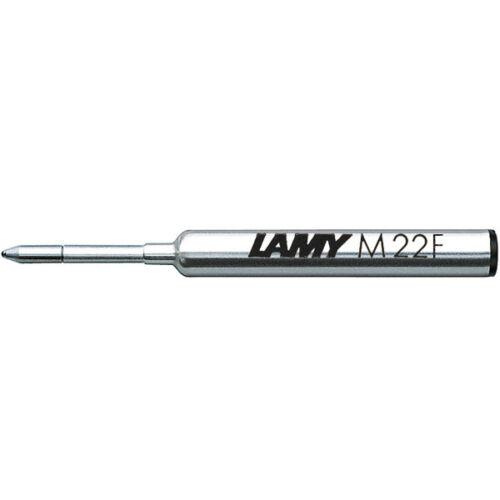 Kugelschreiber Ersatzmine LAMY Compact M22 1213383-LA F Mine-Schwarz