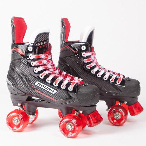2018 Model Conversion NSX Bauer Quad Roller Skates Ventro Wheels
