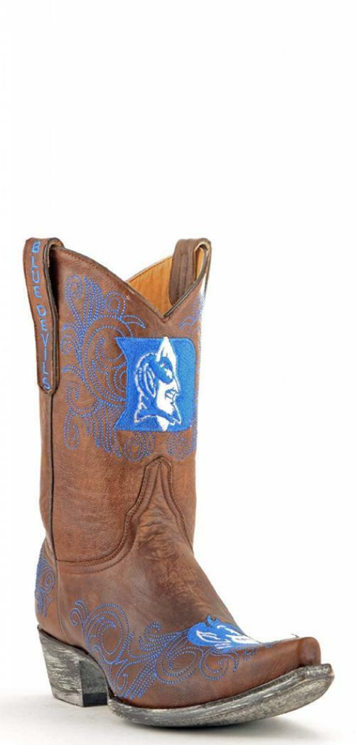 National Collegiate Athletic Association Duke bleu Devils Femmes 10 pouces Gameday Bottes