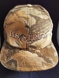 Hunter-Specialties-NEW-H-S-Strut-Snap-Back-Camouflage-Hat-Camo-Baseball-Cap-Hat