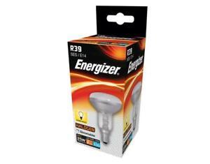 Lampada Da Lettura Energizer.Dettagli Su Energizer 25w 30w Eco Alogena R39 Lampadina Faretto Bianco Extra Caldo