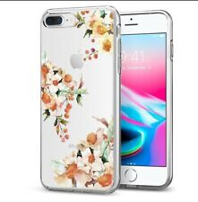 Spigen Liquid Crystal Case iPhone 8 Plus and 7 Plus, Clear