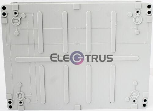 Wandverteiler 32A 16A 400V 5P 16A 230V Baustromverteiler Stromverteiler