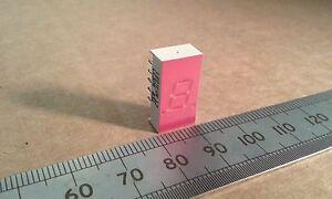 LEDTECH-LC37R-Seven-7-Segment-Common-Cathode-Red-LED-Display
