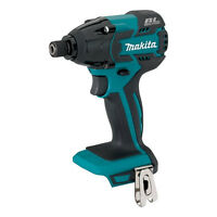 Makita Xdt08z 18-volt Lithium-ion Cordless Brushless Impact Driver Bare Tool