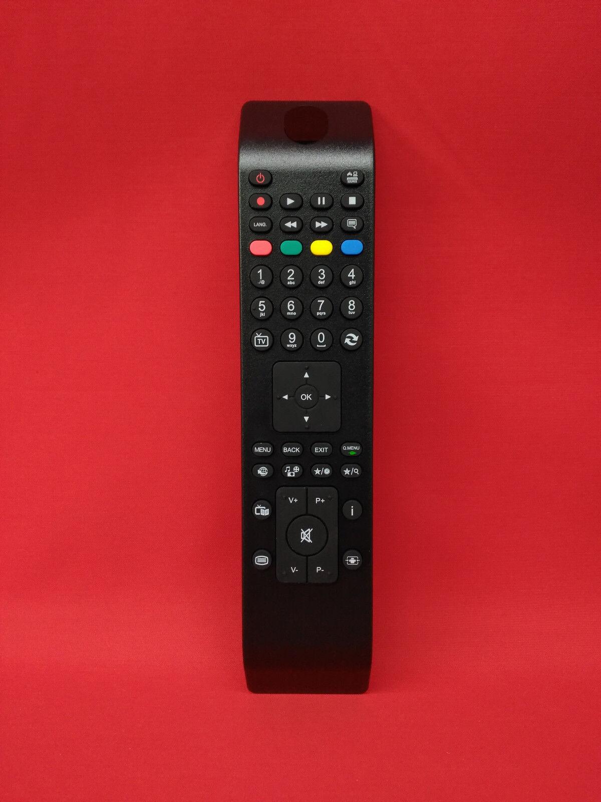 Genuine TV Remote Control for ELECRONIA LD39FHD