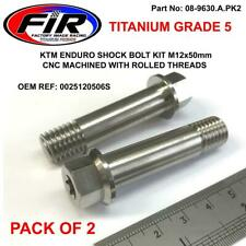 RFX KTM EXC-F 250 350 450 500 2016 KTM TRACK PACK BOLT FASTENERS KIT OEM TYPE